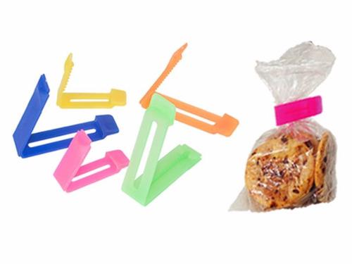 Pinzas Para La Comida 18 Piezas De Plástico