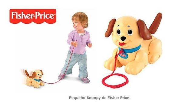 Perrito Snoopy Fisher Price Nuevo