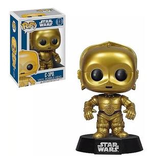 Funko Pop C3 Po Star Wars Disney Original
