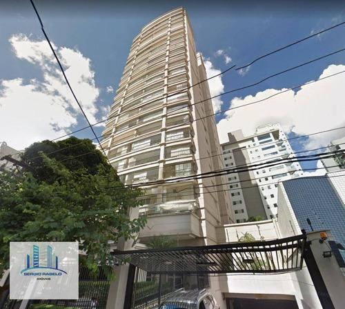 Imagem 1 de 27 de Apartamento Com 3 Dormitórios À Venda, 100 M² Por R$ 1.280.000 - Vila Clementino - São Paulo/sp - Ap3485