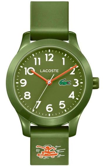 Reloj Lacoste Niño Color Verde 2030015 - S007