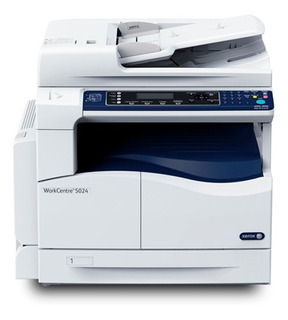 Impresora Multifuncion Xerox 5024 Laser B&n A3