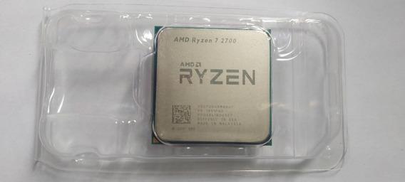 Processador Amd Ryzen 7 2700 - 100% - Sem Detalhes