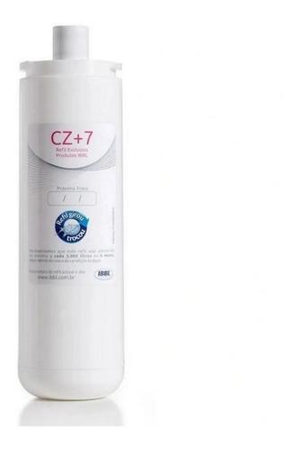 Refil Filtro Original Cz+7 P/ Purificador De Água Ibbl Fr600