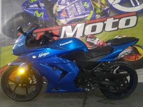 Kawasaki Ninja 250 Modelo 2010 7900 Km Trimoto