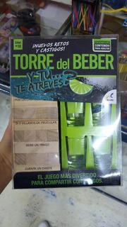 Torre De Beber (jenga Shots)