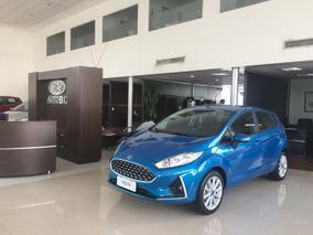 Ford Fiesta Se Plus Anticipo Y Cuotas- Entrega Inmediata