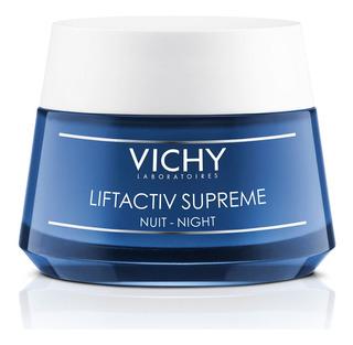 Vichy Liftactiv Tratamiento Antiarrugas Firmeza Global Noche Antiedad Arrugas Profundas