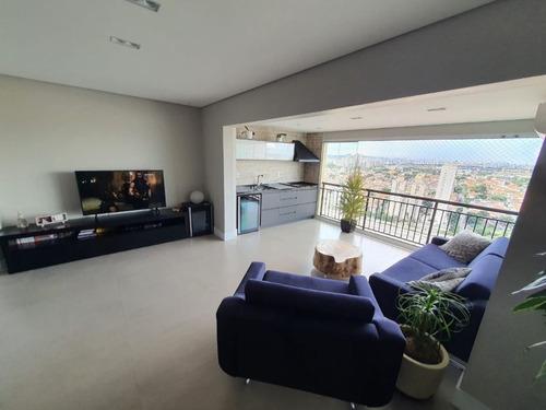 Imagem 1 de 17 de Apartamento Com 3 Dormitórios À Venda, 110 M² Por R$ 1.363.000,00 - Jardim Brasil (zona Sul) - São Paulo/sp - Ap16560