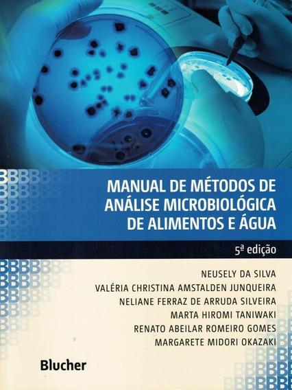 Manual De Metodos De Analise Microbiologica De Alimentos E