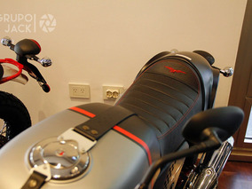 Motoplex Jack | Moto Guzzi Racer V7 750 Cc Moto 0km Madero E