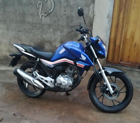 Honda Cg160 Titan