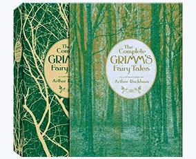 Livro The Complete Grimm