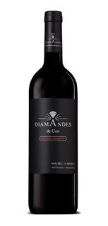Vino Diamandes De Uco Grande Reserva Cabernet- Malbec 750ml.