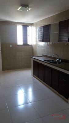 Apartamento Residencial Para Locação, Parque Tamandaré, Campos Dos Goytacazes. - Ap0064