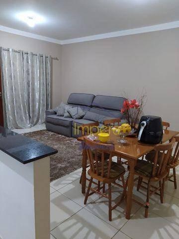 Imagem 1 de 15 de Casa Com 2 Dormitórios À Venda, 132 M² Por R$ 340.000,00 - Jardim Rodolfo - São José Dos Campos/sp - Ca0127
