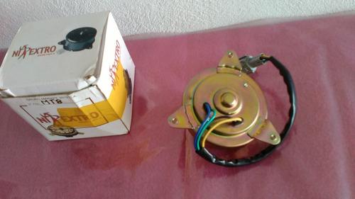 Motor De Electroventilador Chevrolet 4 Pin