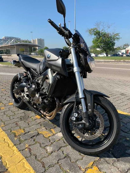 Yamaha Mt-09 2015 12000km