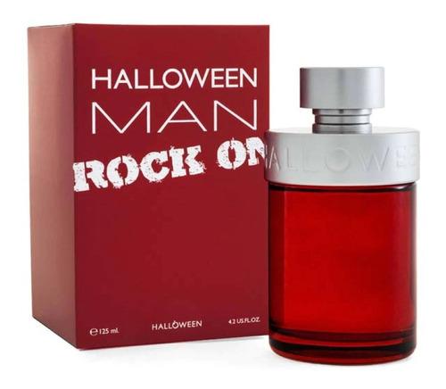 Imagen 1 de 1 de Halloween Man Rock On Edt 125ml / Prestige Parfums
