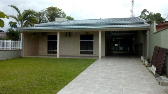 Casa Para Locação Temporada No Leblon Em Pontal Do Paraná - - 18l