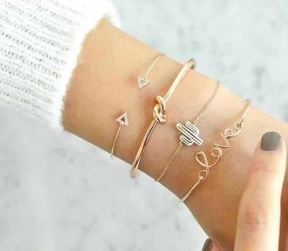 Sombrè 4 Piece Bracelet Set