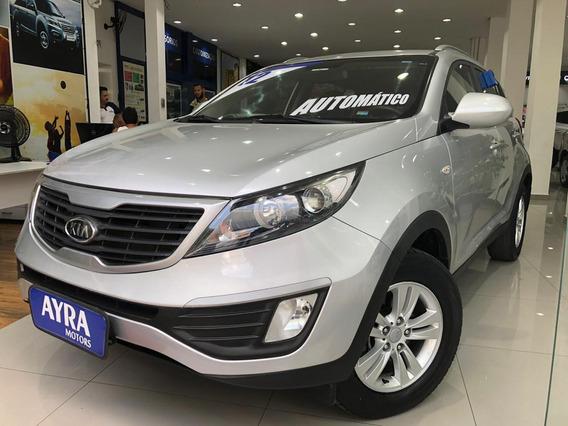 Kia Motors Sportage Lx 2.0 16v/ 2.0 16v Flex Aut. - Pra...