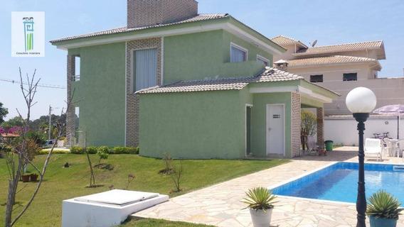 Chácara Com 3 Dormitórios À Venda, 900 M² Por R$ 600.000 - Ninho Verde - Tatuí/sp - Ch0004