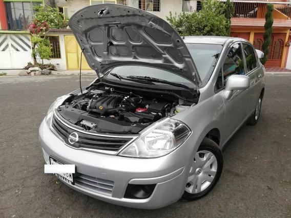 Nissan Tiida 1.8 Sense Sedan 2018