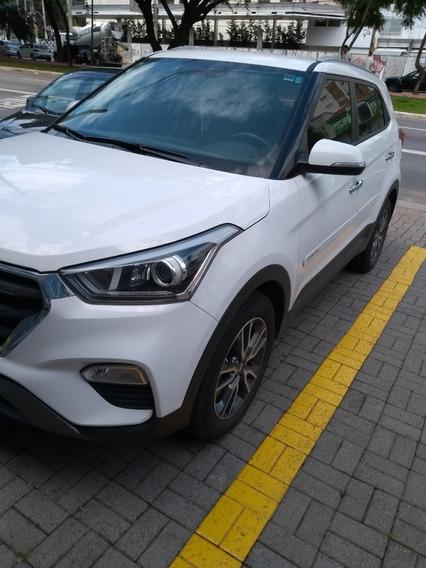 Creta Prestige Automatico Flex 2018 Branco