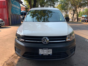 Volkswagen Caddy 2017 Unico Dueño Factura Original Impecable