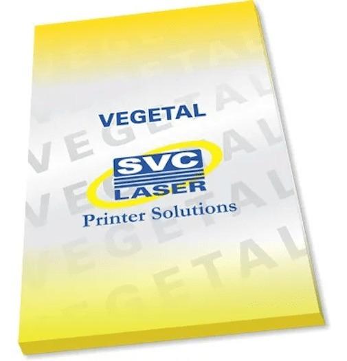 Papel Vegetal 90-95 G/m² - Formato Legal / Ofício (216x355mm