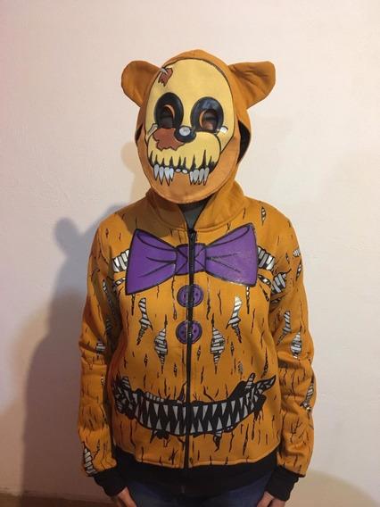 Sudadera Chamarra Fazber Five Nights At Freddy