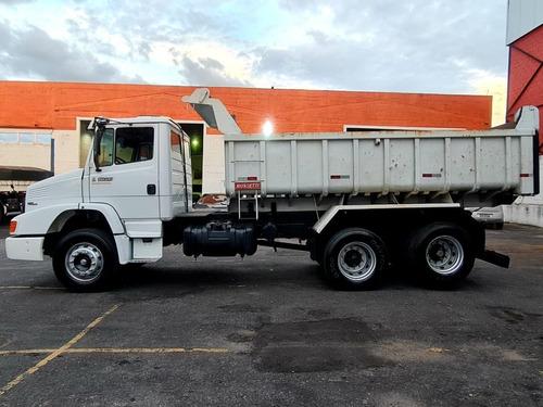 Mb 1620 6x2 Ls Top Break Caçamba Ñ É Ford Cargo 1218 1314