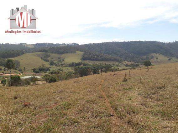 Terreno Rural À Venda, Pedra Bela, Pedra Bela. - Te0164