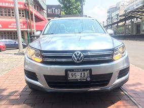 Volkswagen Tiguan 2014 5p Sport&style 1.4t Aut, Preciosa!