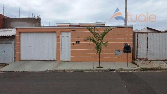 Casa Com 2 Dormitórios Para Alugar, 70 M² Por R$ 1.900,00/mês - Jardim Novo Cambui - Hortolândia/sp - Ca4436