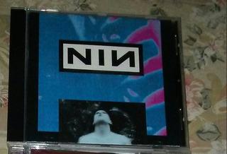 Cd. Nine Ich Nails. Pretty Hate Machine.