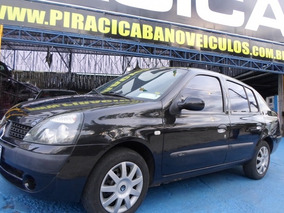 Renault Clio Sedan Expression 1.6 16v(hi-flex) 2005/2006