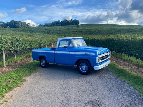 Ford F100 Twin Beam - 1970