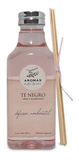 Difusor De Bamboo Aroma Té Negro