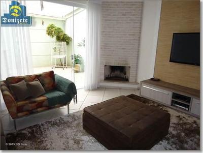 Sobrado Com 3 Dormitórios À Venda, 275 M² Por R$ 692.000 - Jardim Pilar - Santo André/sp - So1376
