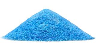 1 Kg Sulfato Cobre Fungicida Alguicida Piscinas