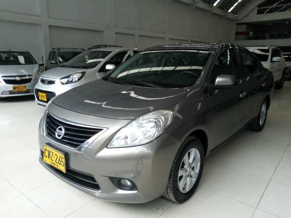 Nissan Versa 1.6 Mecanico