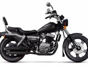 Moto Chooper Zanella Patagonian Eagle 250 Darkroad 0km