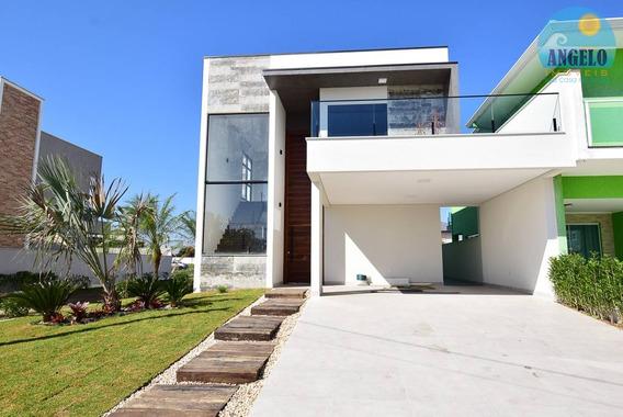 Casa No Bairro Bougainvillée Iv Em Peruíbe - 1652