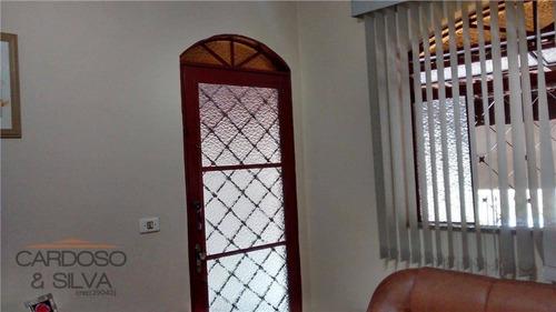Imagem 1 de 8 de Casa  Residencial À Venda, Parque Olaria, Santa Bárbara D'oeste. - Ca0103