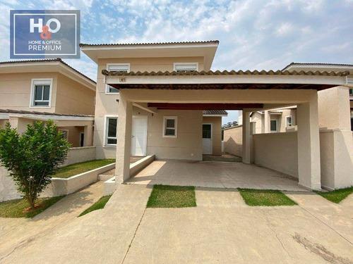 Casa Com 3 Dormitórios À Venda, 165 M² - Jardim Da Glória - Cotia/sp - Ca0408