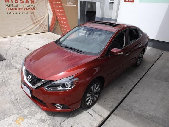 Nissan Sentra Exclusive Aut Ac 1.8 Lts. 2018