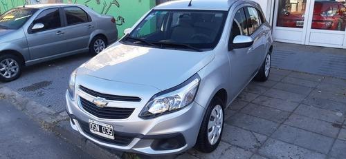 Chevrolet Agile 1.4 Lt 2015