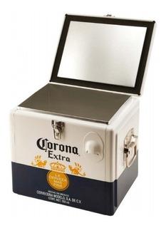 Conservadora Corona Cooler 15l. - Original - Cuotas